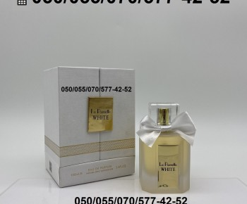 La Parretta White Eau De Parfum for Women